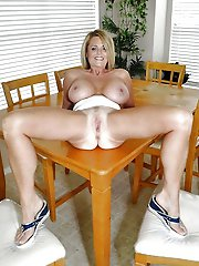 Mature damsel in perfect shape
