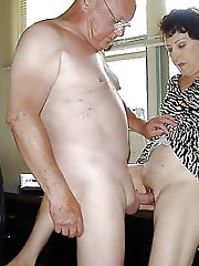 Dissolute mom playing alone